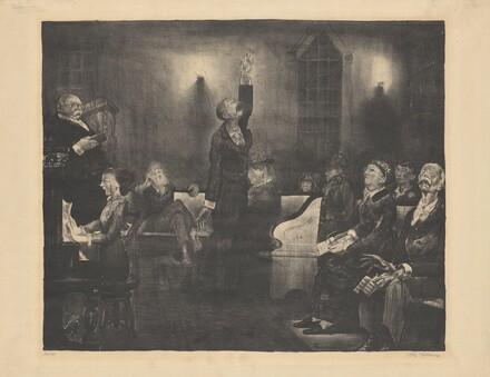 Prayer Meeting, No.2