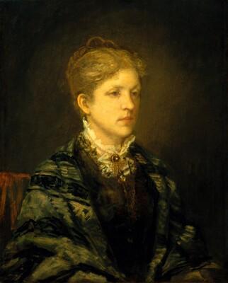 Agnes Gordon Higginson Fuller (Mrs. George Fuller)