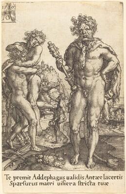 Hercules and Anthaeus