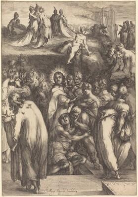The Raising of Lazarus