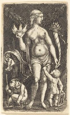 Venus and Cupids