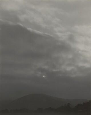 Music--A Sequence of Ten Cloud Photographs, No. IV