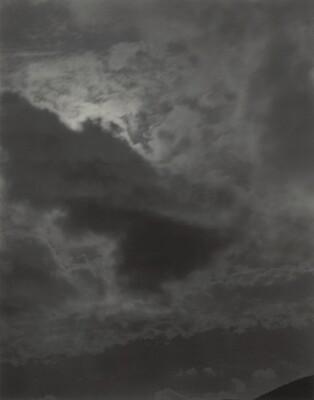 Music--A Sequence of Ten Cloud Photographs, No. VI