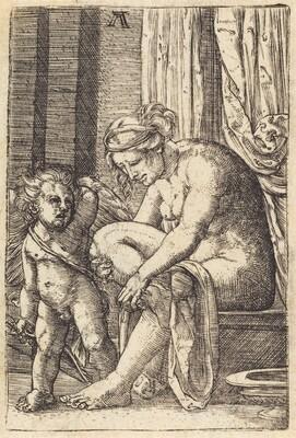 Venus after the Bath