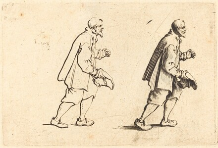 Peasant with Hat in Hand