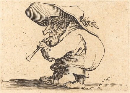The Flageolet Player