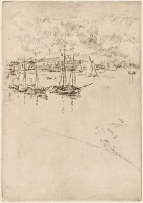 The Steamboat, Venice
