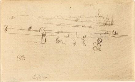 A Sketch at Dieppe