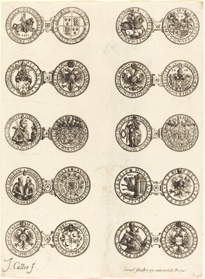 Coins [plate 5]