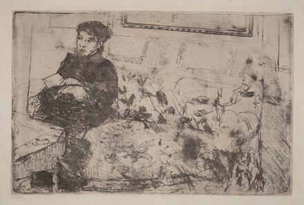 Interior: On the Sofa