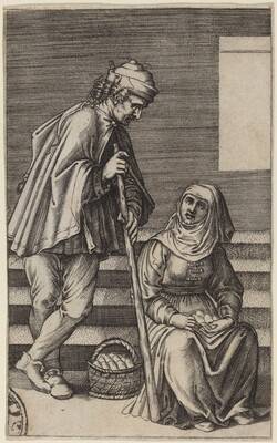 Peasant and Egg Woman