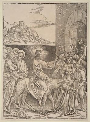 Christ's Entry into Jerusalem