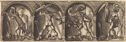 Les divers pourtraicts et figures XIII