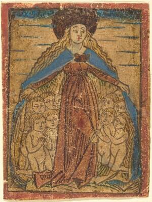 Madonna as Protectress