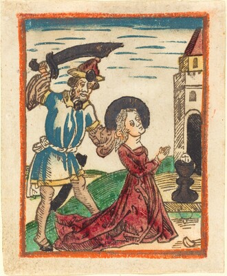 Martyrdom of Saint Barbara