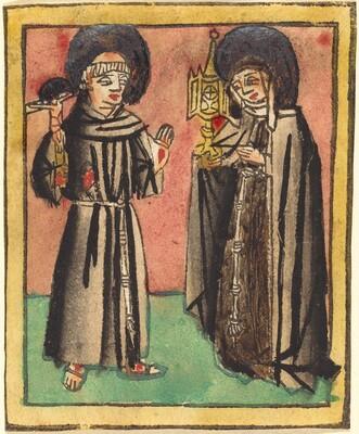 Saint Francis and Saint Clara