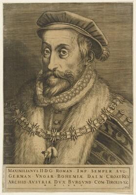 Maximilian II, Roman Emperor