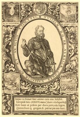 William, Count of Nassau, Prince of Orange