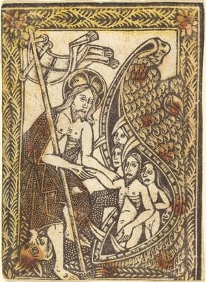 Christ's Descent in Limbo