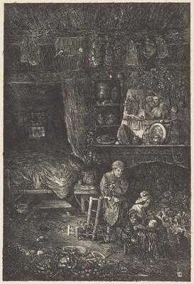 Flemish Interior