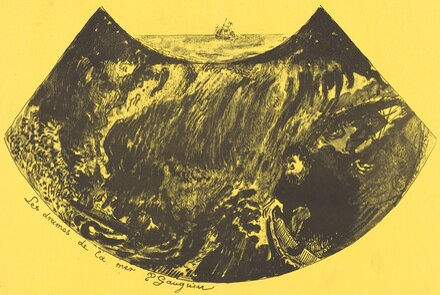 Dramas of the Sea: A Descent into the Maelstrom (Les drames de la mer)
