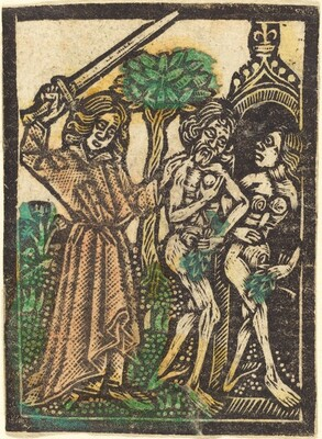The Expulsion from the Garden of Eden