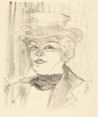 Mme. Réjane