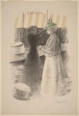 The Green Hat (Le chapeau vert)