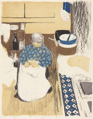 The Cook (La cuisiniere)
