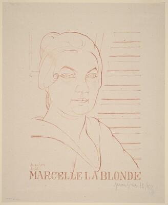 Marcelle la Blonde