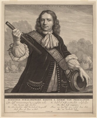 Augustus Stellingwerf, First Lord Admiral of Friesland