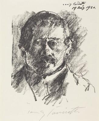 Self-Portrait (Selbstbildnis)