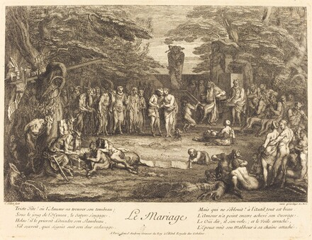 Le Mariage (Marriage)