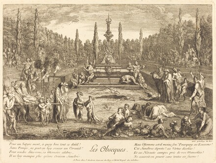 Les Obseques (The Funeral Rites)