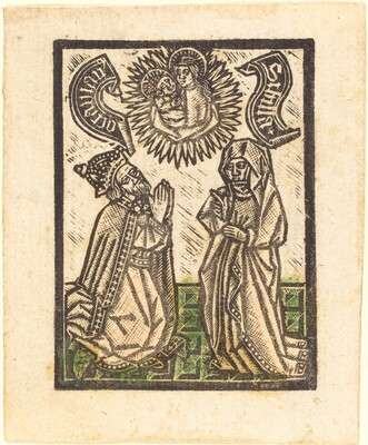 Emperor Octavian and the Sibyl