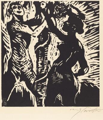 Adam and Eve (Der Sündenfall)