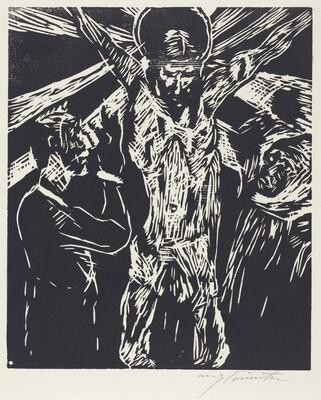 The Crucifixion (Christus am Kreuz)