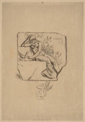The Sparrow of Lesbie (Le moineau de Lesbie)
