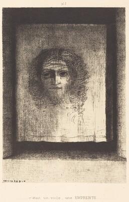 C'etait un voile, un empriente (It was a veil, an imprint)