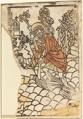 Saint Christopher [recto]