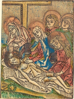 The Embalming of Christ