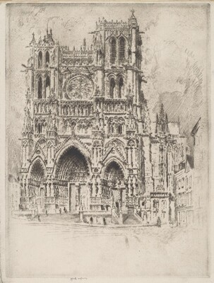 The West Front, Amiens