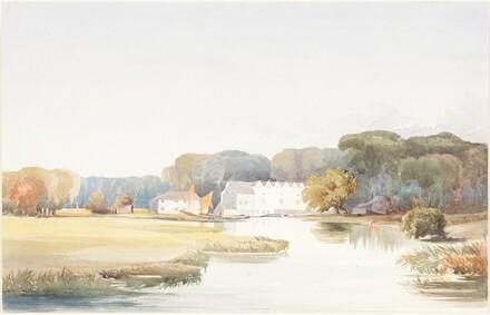 Horstead Mill on the River Bure, Norfolk
