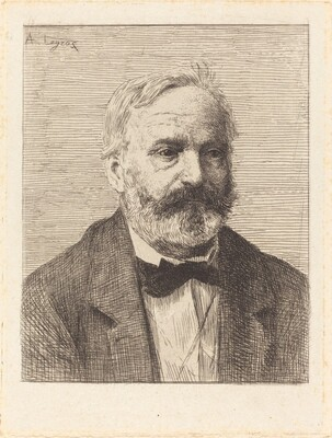 Victor Hugo, 1st plate