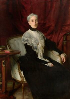 Ellen Peabody Endicott (Mrs. William Crowninshield Endicott)