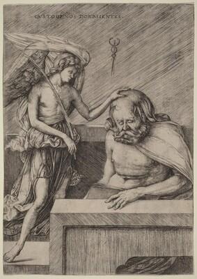 Custodi Nos Dormientes (The Guardian Angel)