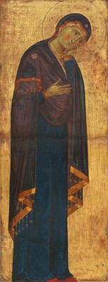 The Mourning Madonna