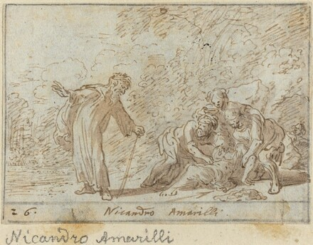 Nicandro and Amarilli