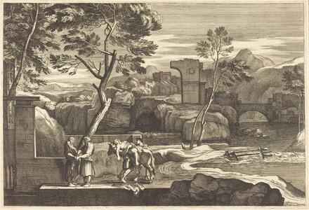 The Samaritan Takes the Man to an Inn
