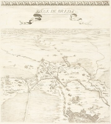 The Siege of Breda [plate 2 of 6]